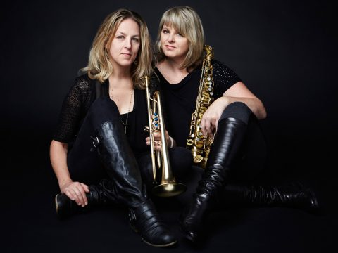 Christine and Ingrid Jensen
